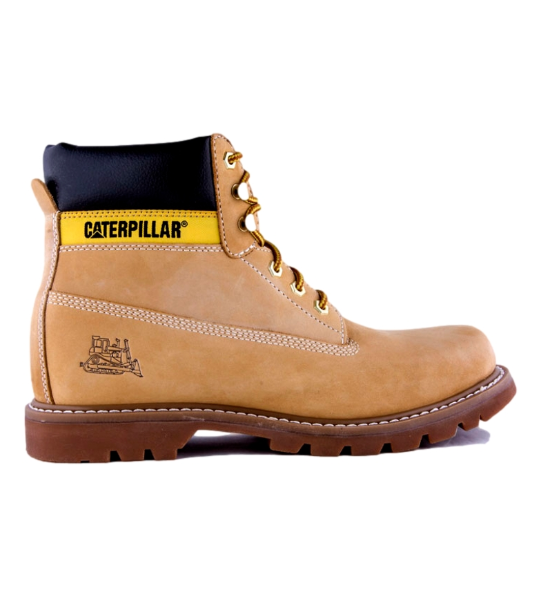 Comprar Caterpillar Colorado panama leather boots