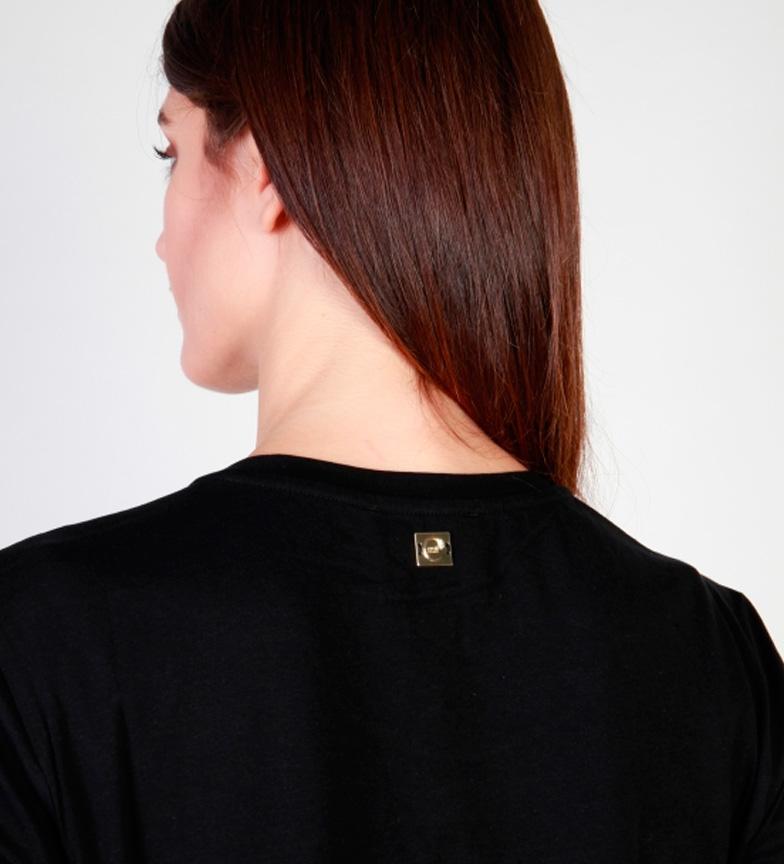 fasjonable billig nyte Cavalli Class Svart Floral Skjorte rabatt lav pris billig salg rabatter oKUC61