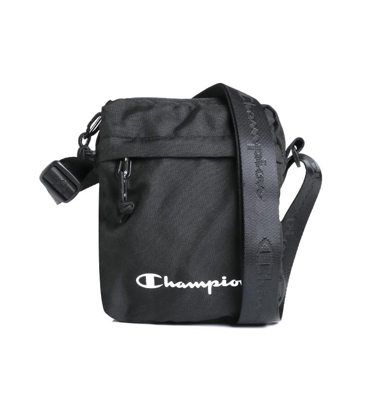 Champion Bandolera 804802 negro - 21x17x4.5cm -