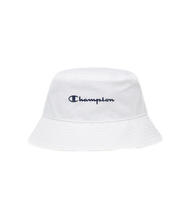 Champion Cappello da pescatore 804786 bianco