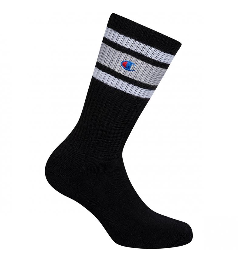 Comprar Champion Calcetines Crew Socks Premium negro