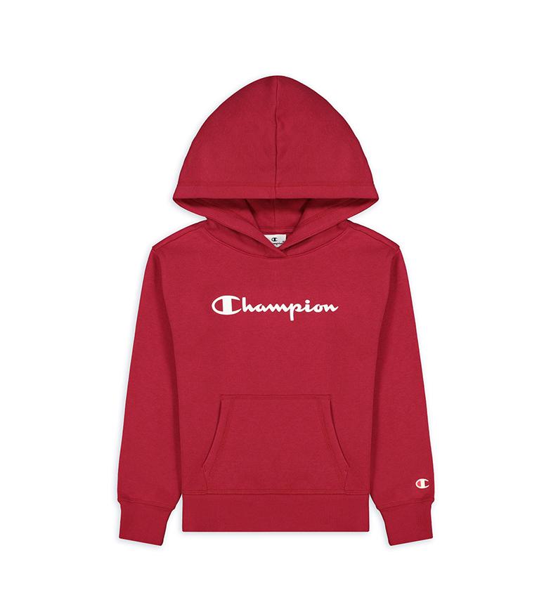 Champion Sudadera 403914 rojo