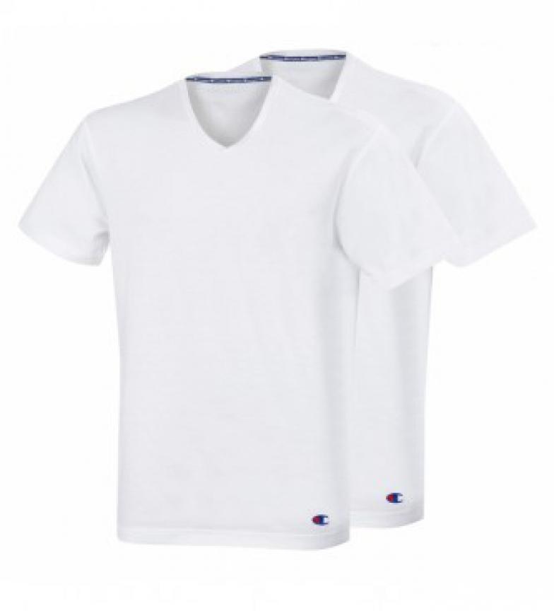 Comprar Champion Pacote de camisas 2 V Neck Champion