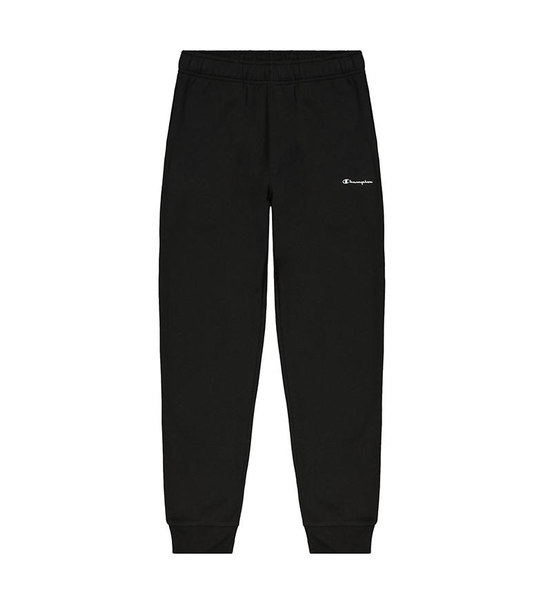 Champion Pantaloni jogger 214956 neri
