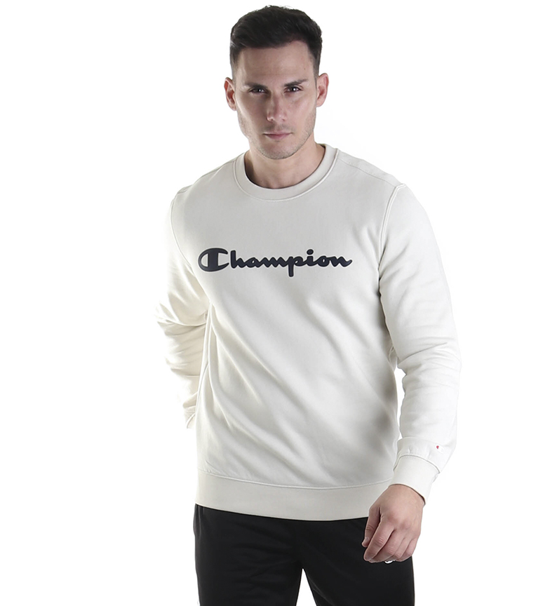 Comprar Champion Sweatshirt 213479 blanc / 280gr.