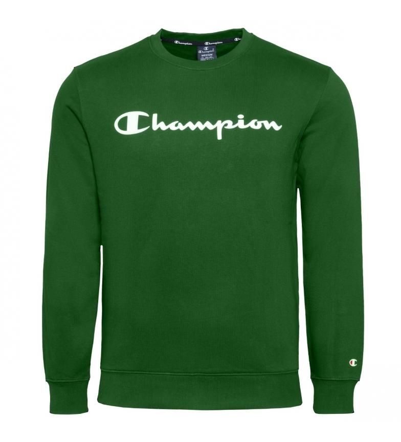 Comprar Champion Sweatshirt 214744 verde