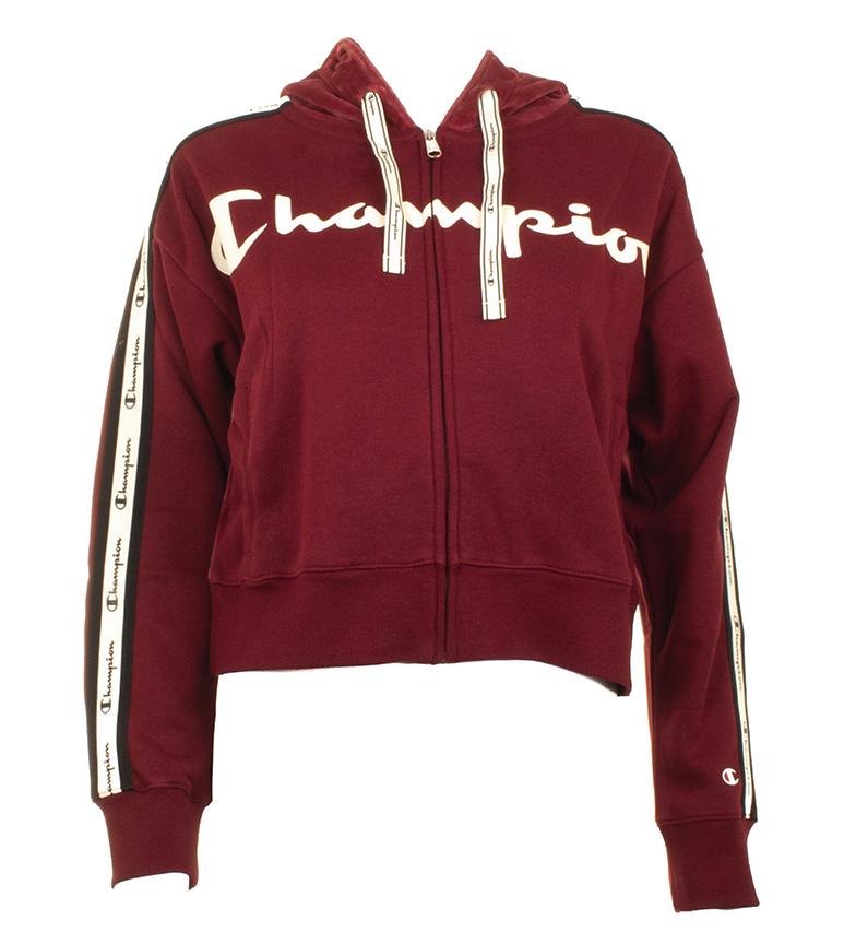 Comprar Champion Camisola 111918 vermelho / 260gr. /