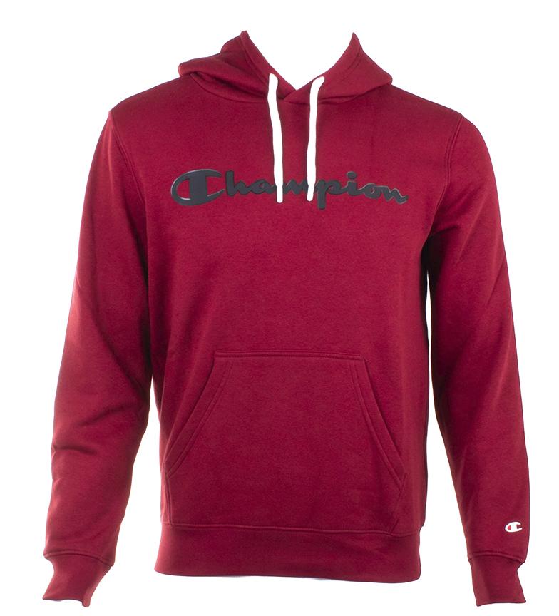 Comprar Champion Sudadera 213424 rojo