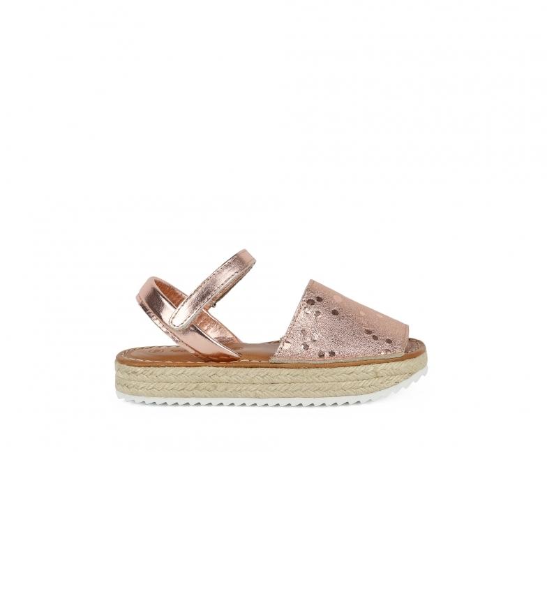 Comprar Chika10 Sandálias Ashley 02 rosa
