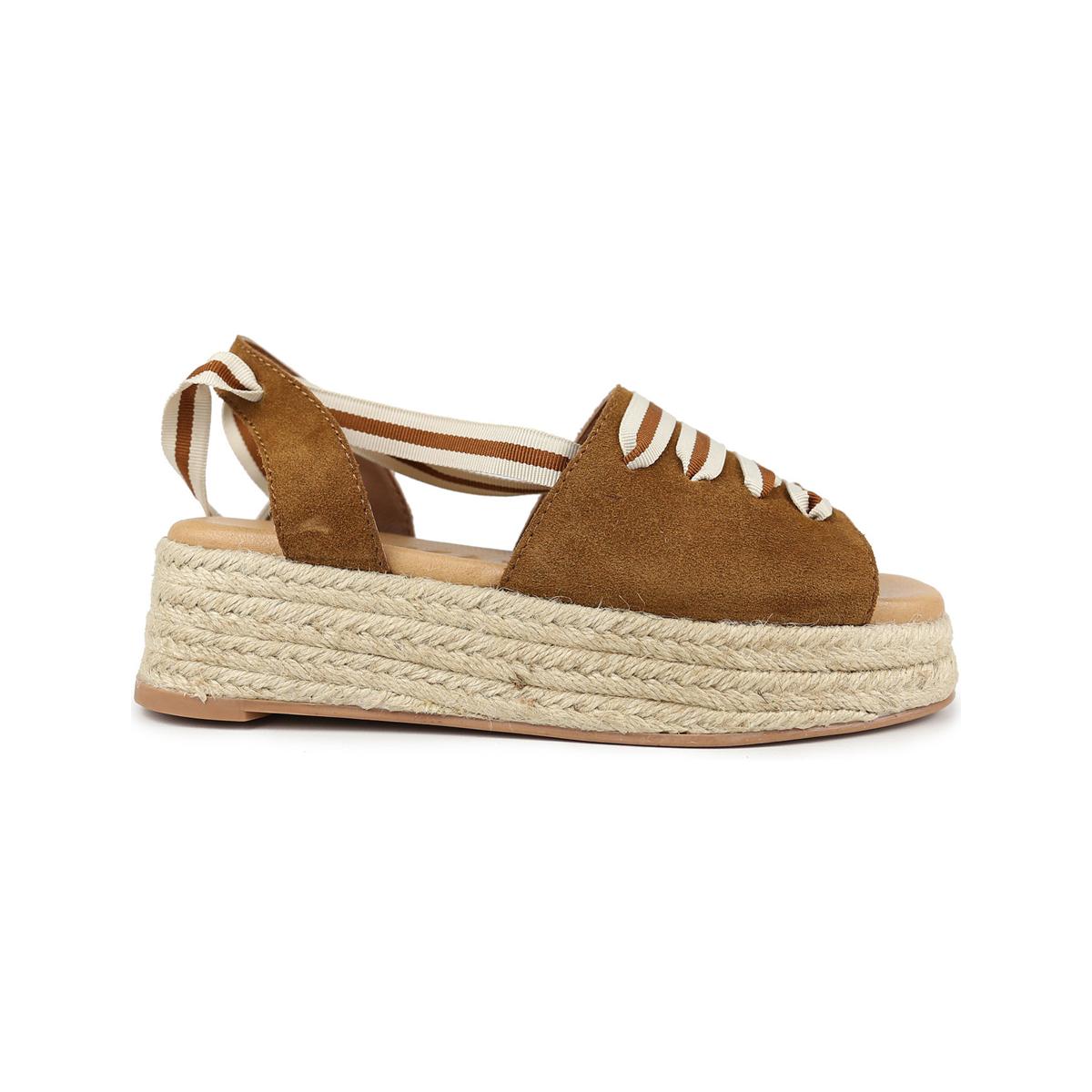 Comprar Chika10 Bonita 02 Sandálias de couro preto