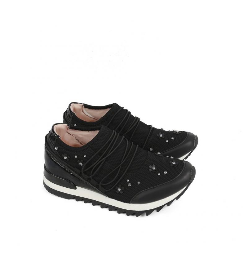 Chika10 Zapatillas Mara negro Chika10 Mara Chika10 negro 01 01 Zapatillas qwIF6X6W