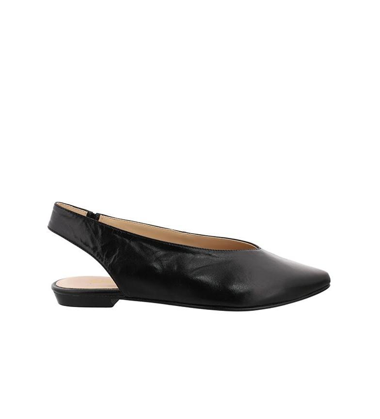 Comprar Chika10 Tina 01 black leather shoe
