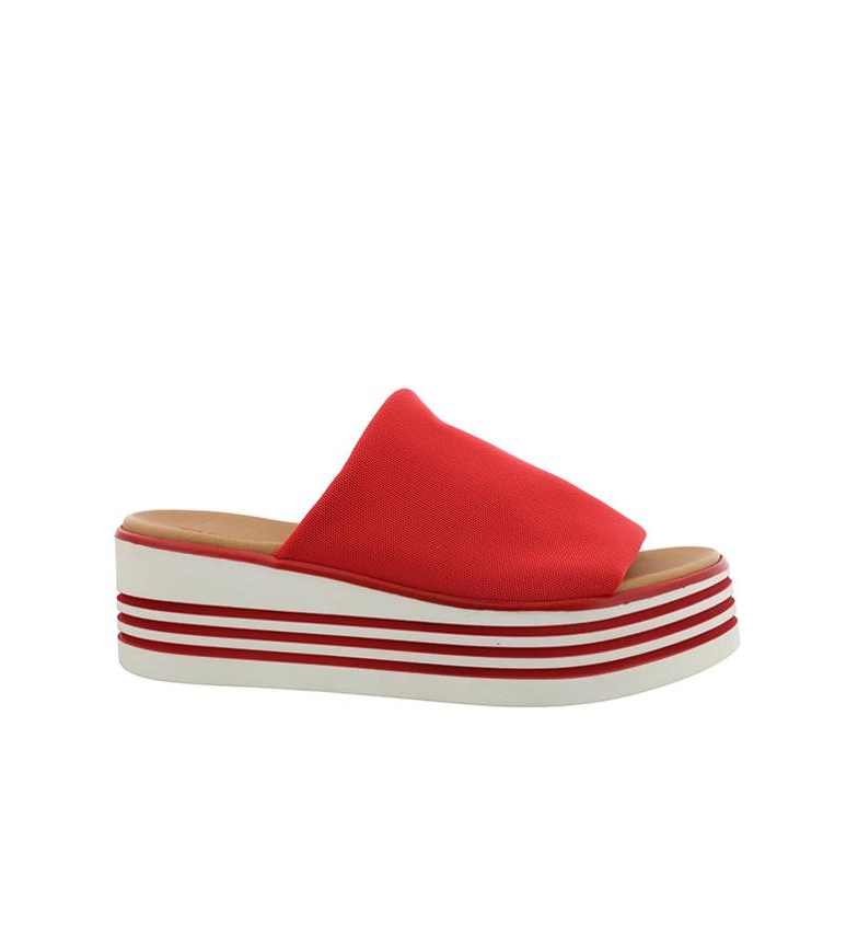 Comprar Chika10 Sandals Firenze 01 red