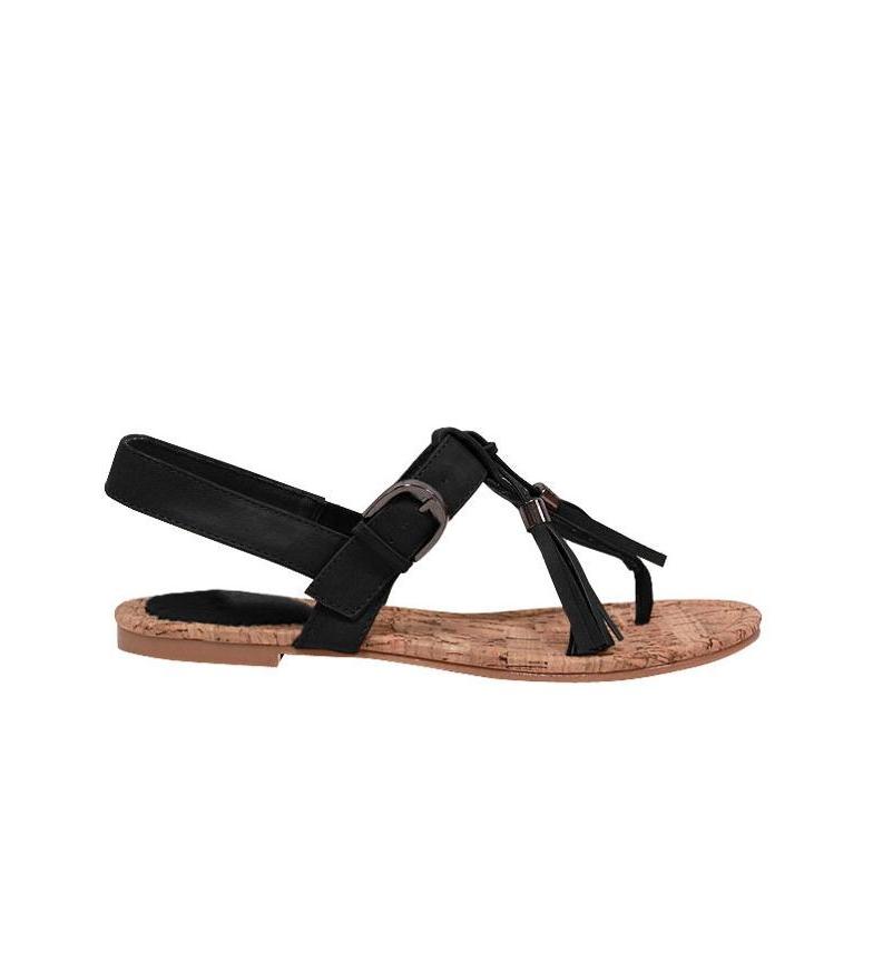 Sandalias negro Chika10 negro Retail Chika10 Retail Sandalias wZ0Tq