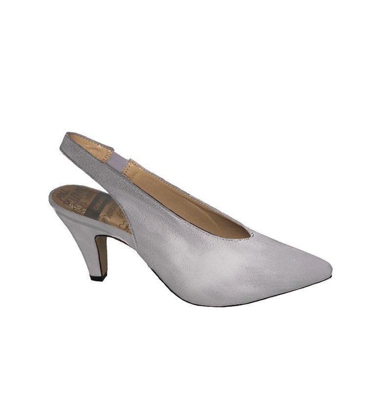 Salero plata 01 Chika10 metal Zapatos nz60gRqxw8