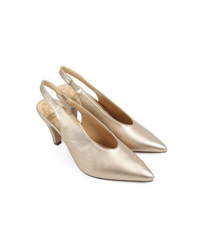 01 metal rosa Zapatos Salero Chika10 wapqZEn