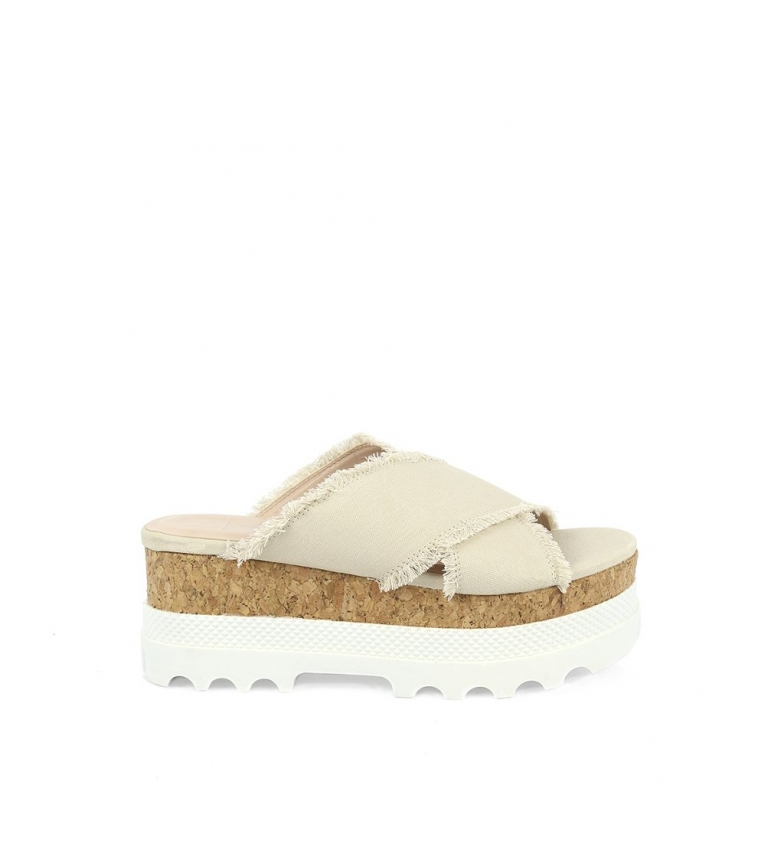 Chika10 Electra 02 Chika10 Sandalias beige Sandalias w1qZ01nPr