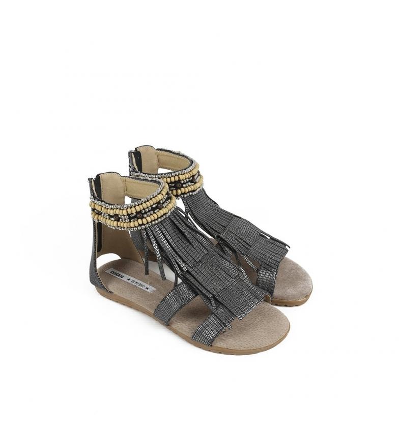 Qatar Chika10 Sandalias Qatar negro Sandalias negro negro 01 Chika10 01 Qatar Chika10 Sandalias 01 qqFnRPSH