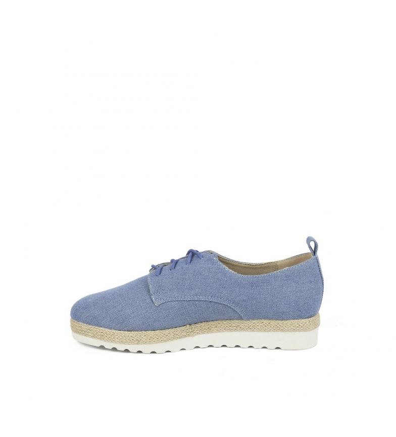 Zapatos Altura Chika10 br Keira suela 5cm 3 01 denim br dwqwYS