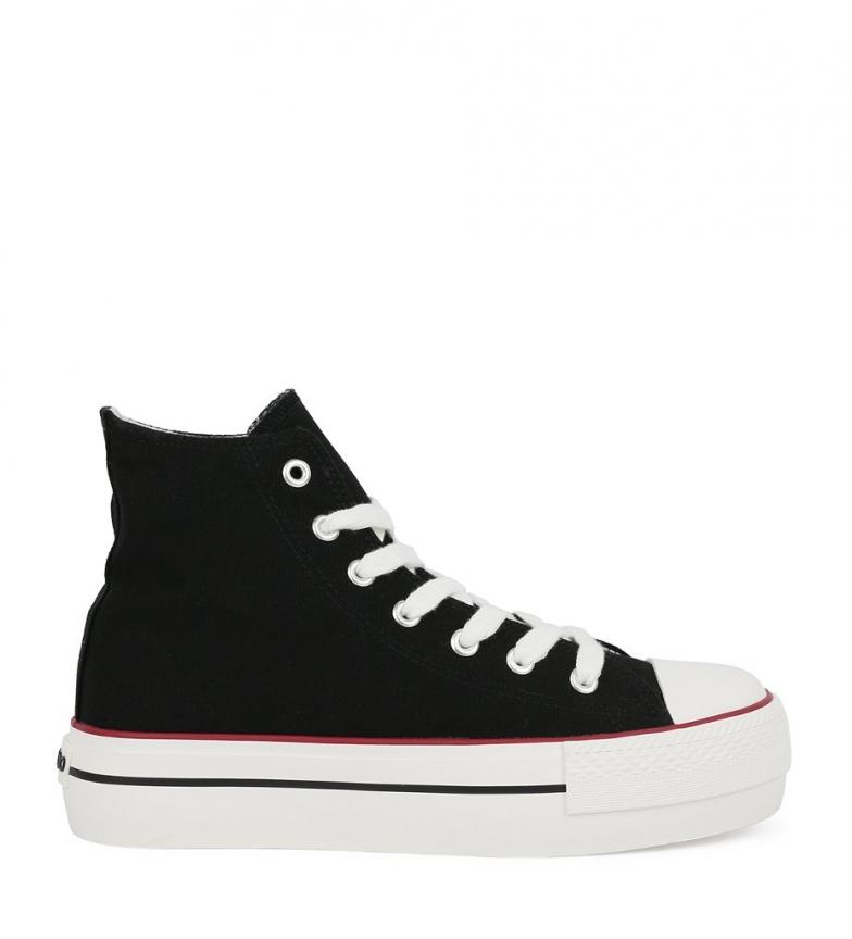 Comprar Chika10 City Up 04 pantofole nero-marrone