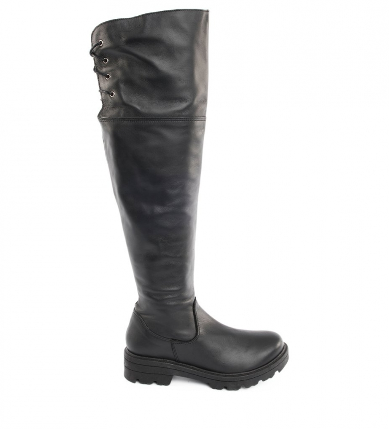 Comprar Chika10 America 03 leather boot black