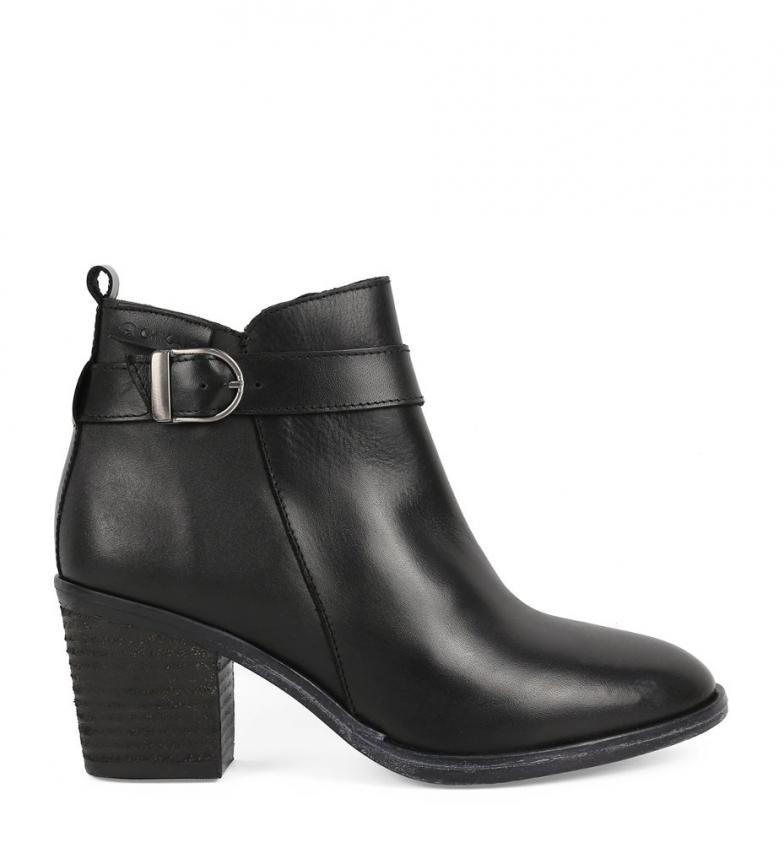 Comprar Chika10 Idania 01 bottino in pelle nero