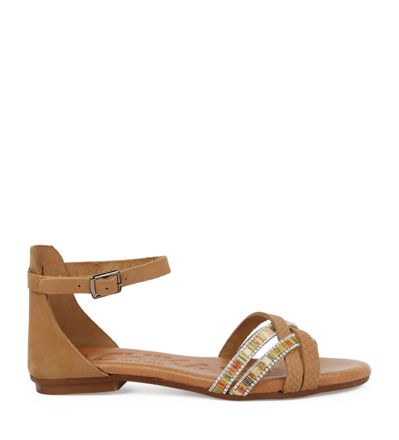 Comprar Chika10 Leather sandals Amazona 05 leather
