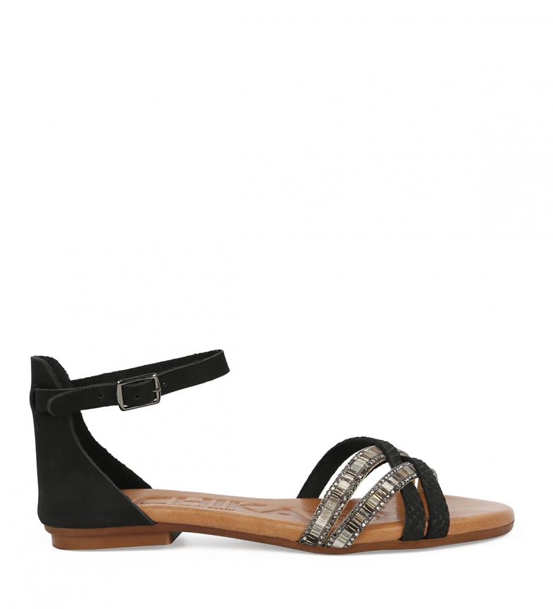 Comprar Chika10 Sandalias de piel Amazona 05 negro