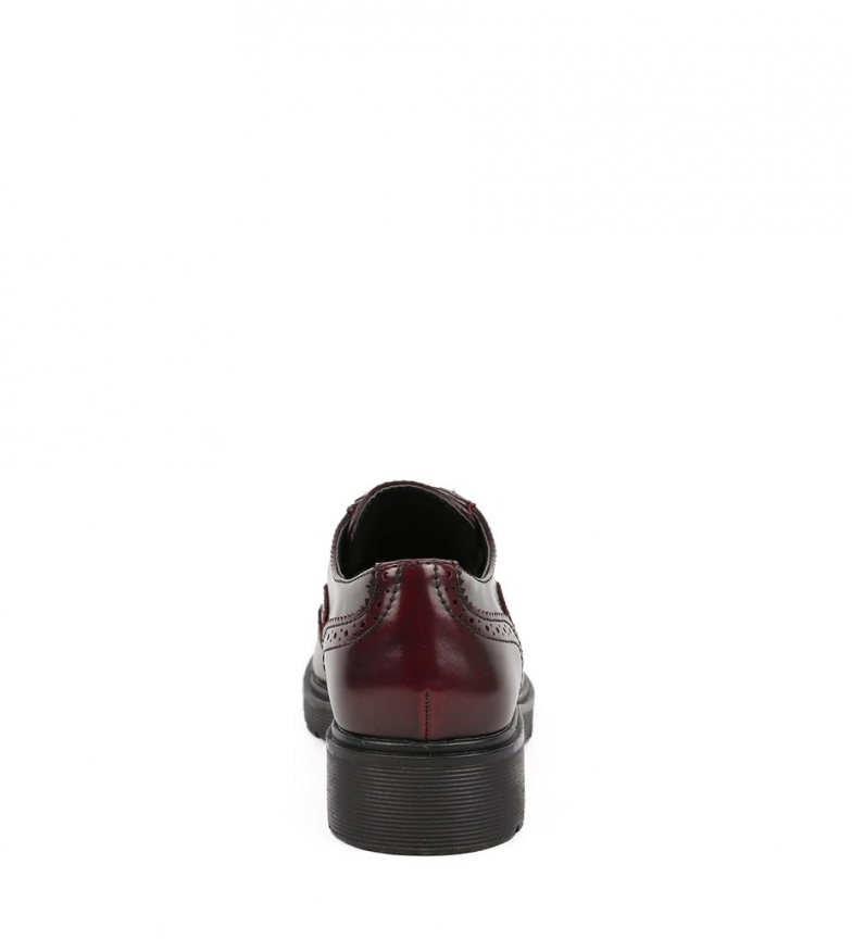 Comprar Chika10 Zapatos Angela 02 Burdeos Tienda Es De