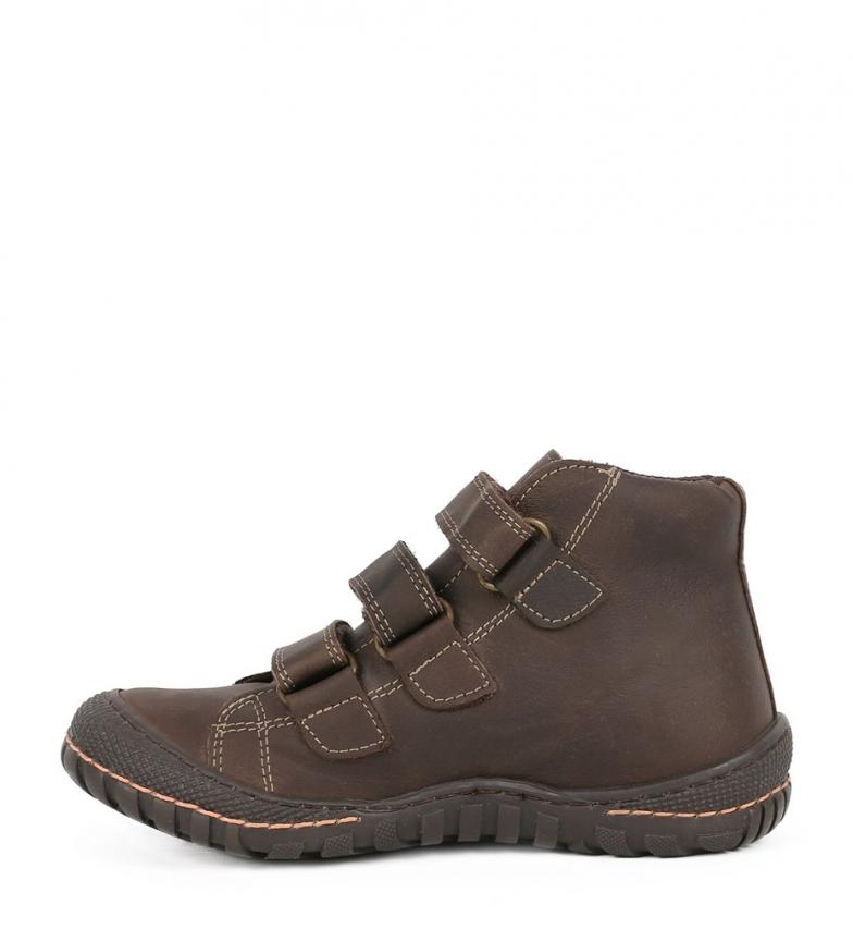 Comprar Chika10 Kids Megaboys 02 leather boots castanho