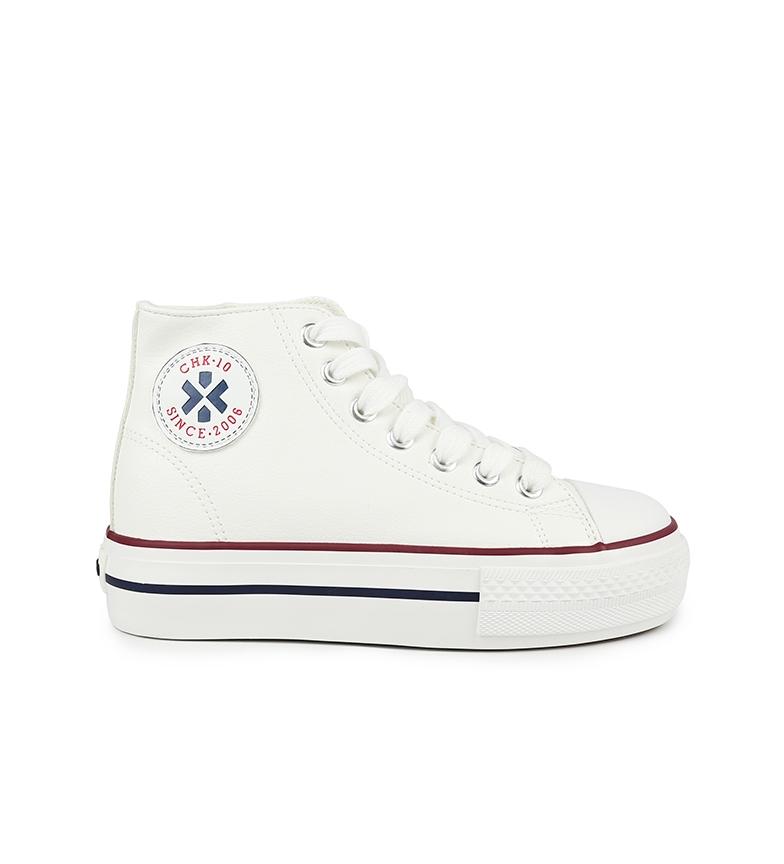 Comprar Chika10 City up kids 04n scarpe bianche