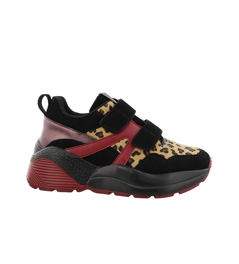 Comprar Chika10 Shoe Janeth 07 leopard -High platform: 4,5 cm