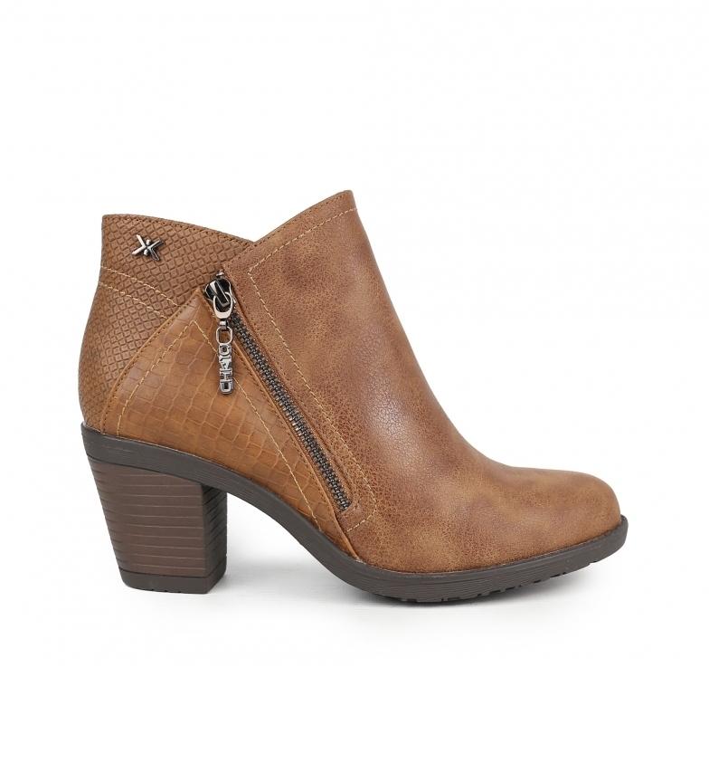 Comprar Chika10 Kurazo boots 17 leather -Heel height: 7 cm