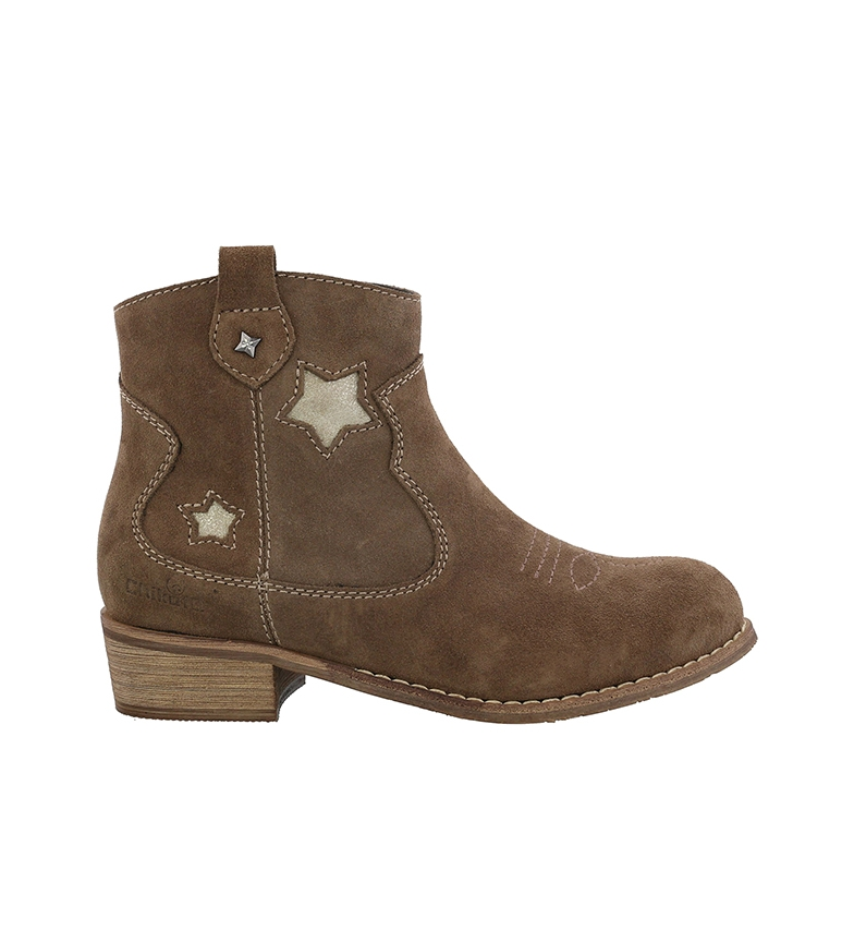 Comprar Chika10 Lisy booties 05 taupe