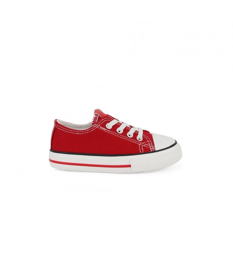 Comprar Chiko10 Boys Shoes Lito 07 red