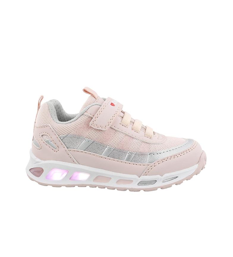 Comprar Chika10 Kids Sapato Luz 02 rosa