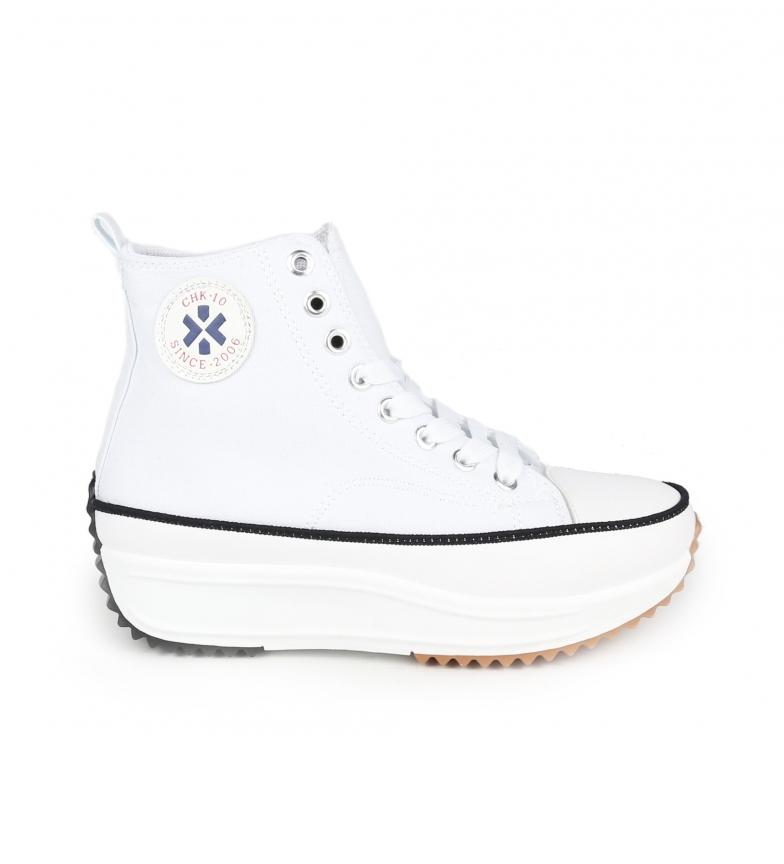 Chika10 Metropolis 01 white sneakers