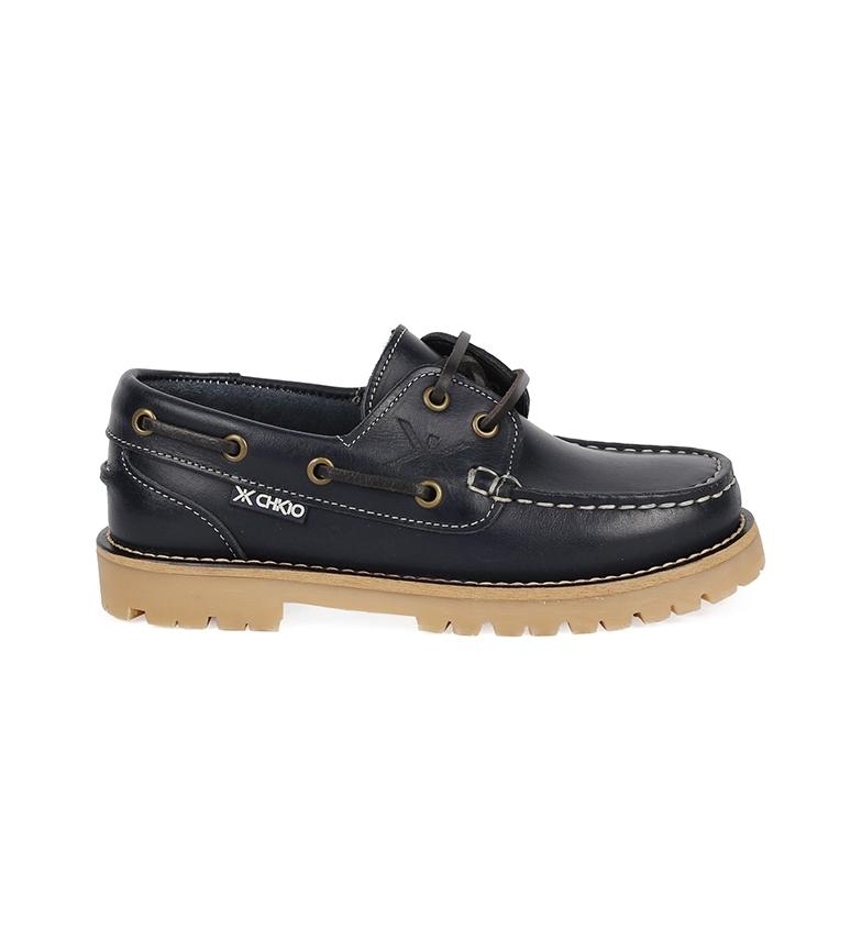 Comprar Chiko10 Boys Barcos de couro infantil 01 Fuzileiro naval