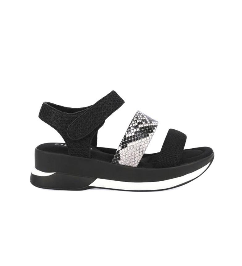 Comprar Chika10 Sandália Nova Ágora 10 bege - Altura da plataforma: 5cm