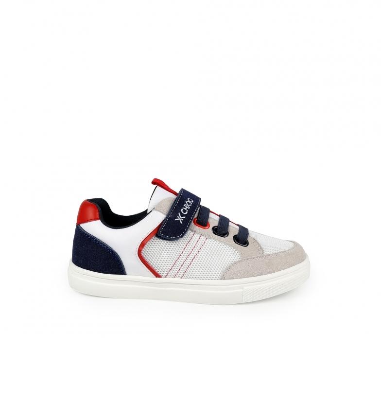 Comprar Chika10 Kids Sneakers New rex 09 white