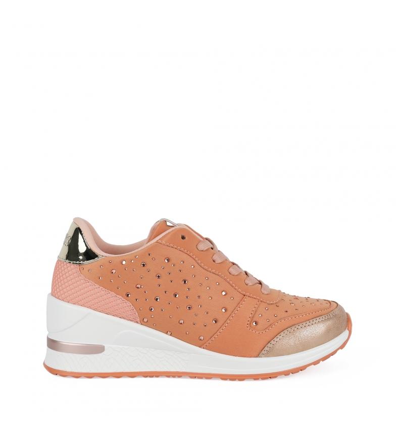 Comprar Chika10 Chaussures Coral Selena 07 - hauteur de la semelle + cale : 6cm
