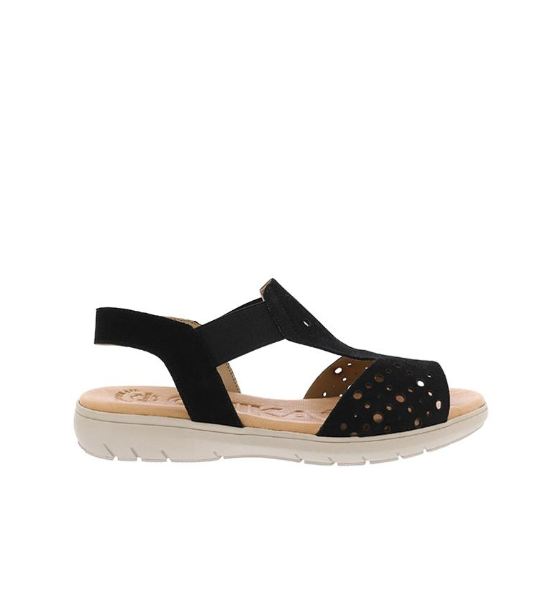 Comprar Chika10 Leather sandals Thailand 03 black