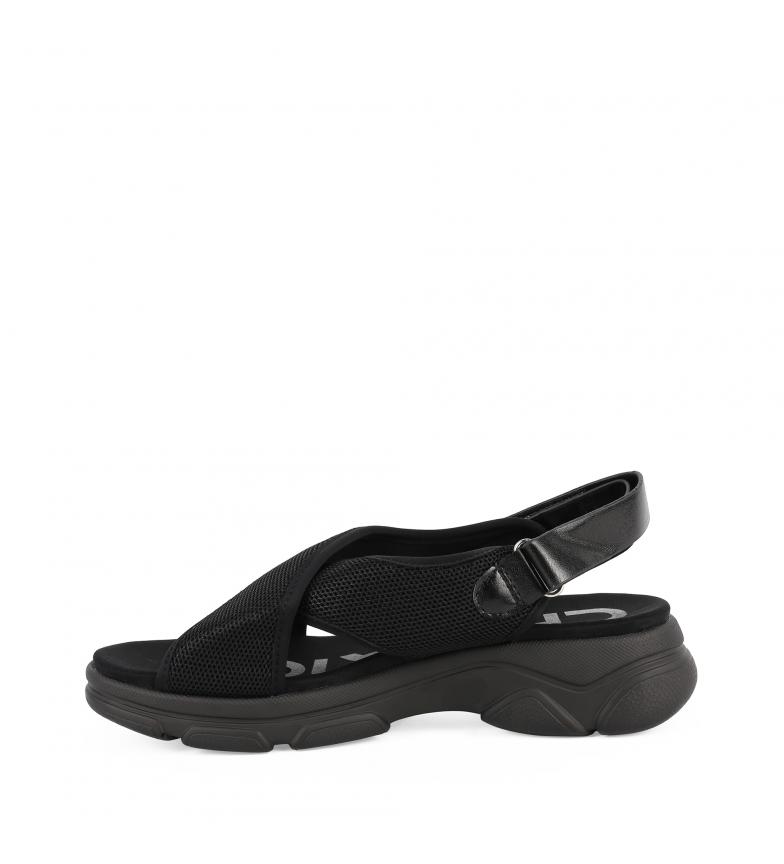 Comprar Chika10 Sandalias Victoria 02 negro