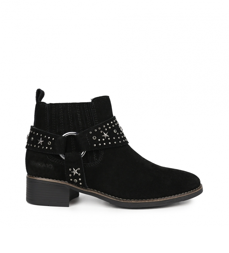 Comprar Chika10 Wanda 11 leather ankle boots black