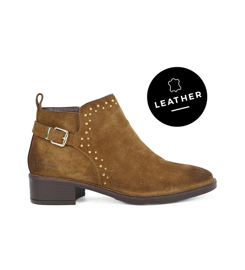 Comprar Chika10 Wanda leather boot 01 leather