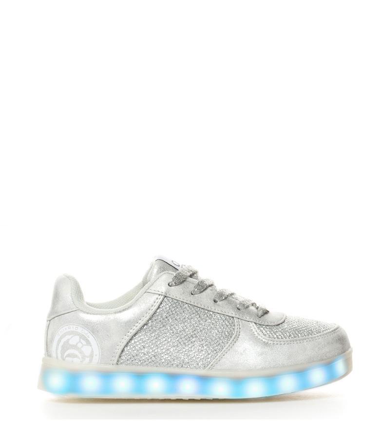 Comprar Chika10 Zapatillas Aluces 03 plateado