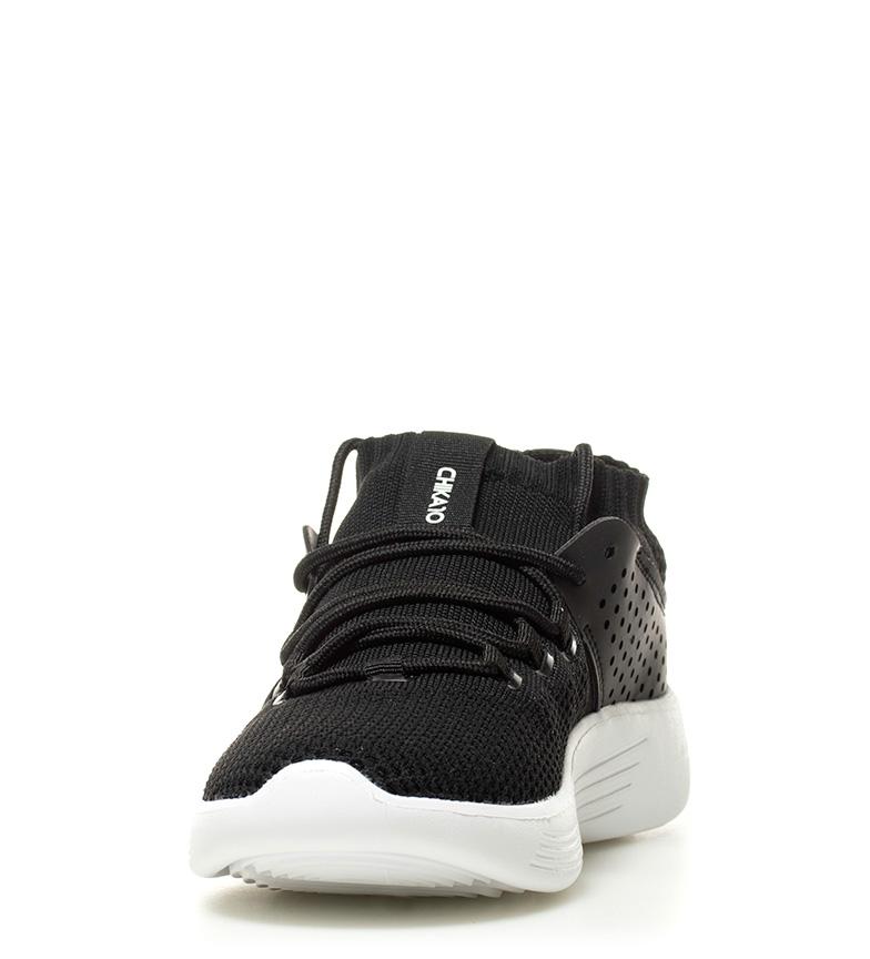 Chika10 Zapatillas 01 Azalea negro Chika10 Azalea 01 Zapatillas rYTFqOrx