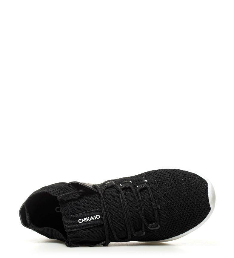 01 Chika10 negro Chika10 Azalea Zapatillas Zapatillas xfI7Yq