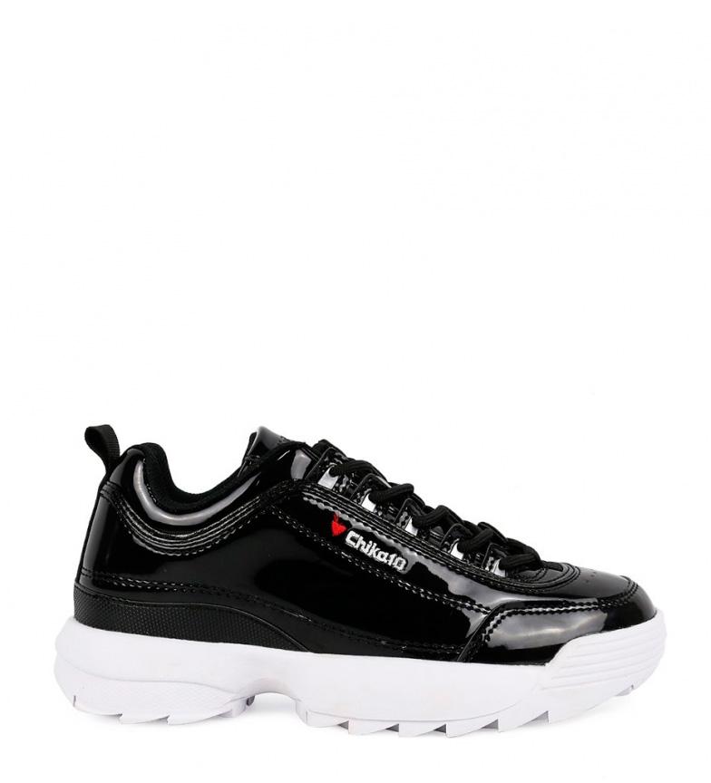 Comprar Chika10 Zapatillas Beyonce 01 negro charol