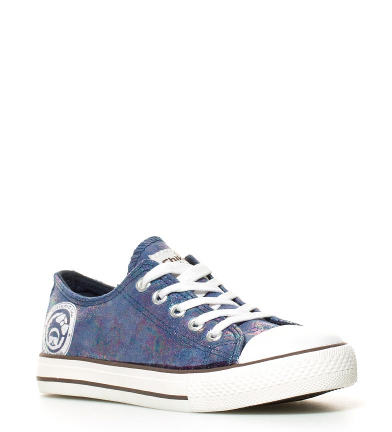 Chika10 Daisynew Kids Kids Zapatillas 08 Zapatillas 08 Daisynew azul azul Chika10 CnqtHT8